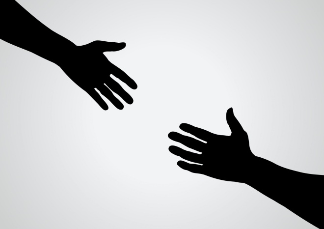 helping-hands