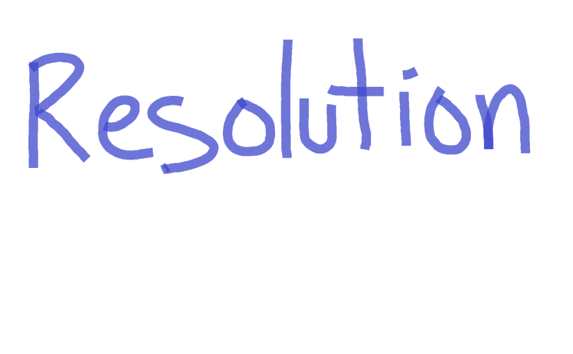 Resolution with God